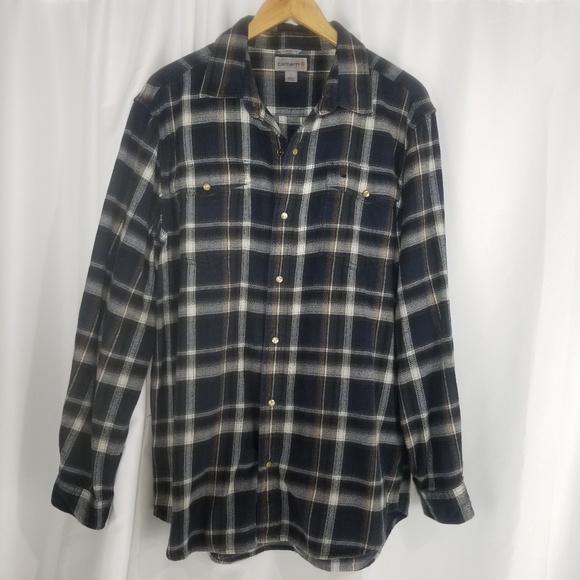 Carhartt Other - Carhartt Flannel